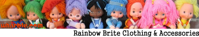 Rainbow Brite Clothing & Accessories