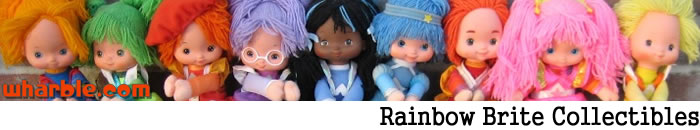 Rainbow Brite Collectibles
