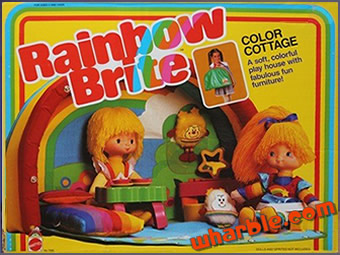 Rainbow Brite Color Cottage