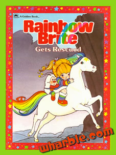 Rainbow Brite Gets Rescued
