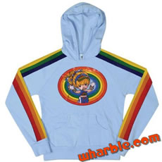 Rainbow Brite Hooded Sweatshirt