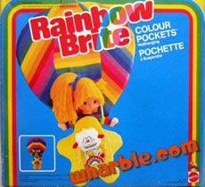 Rainbow Brite Color Pockets