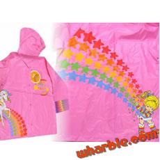 Rainbow Brite Raincoat