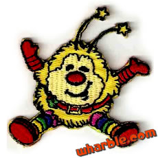 Rainbow Brite Sprite Patch