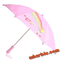 Rainbow Brite Umbrella