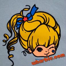 Winking Rainbow Brite T-Shirt