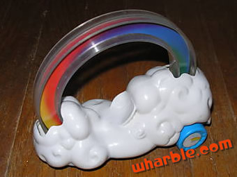 Care Bears Rainbow Roller