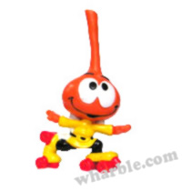 Rollerskater Dimmy Snork