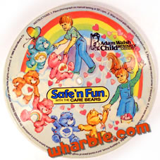 Care Bears Safe n' Fun
