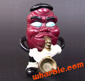 Saxophone California Raisin Figure