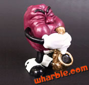 Saxophone Player California Raisin Figure