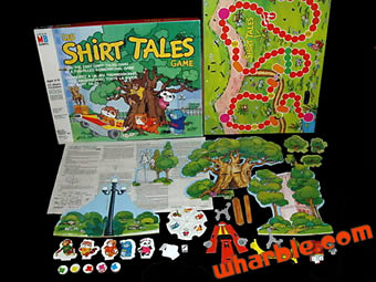 Shirt Tales 3D Board Game