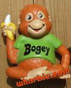 Bogey Orangutan Figure