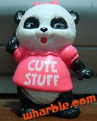 Pammy Panda Figure