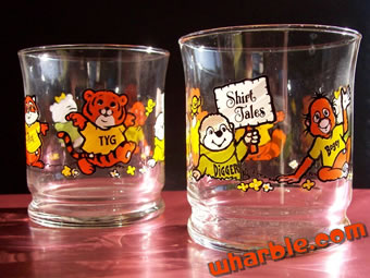 Shirt Tales Glasses