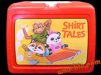Shirt Tales Lunchbox