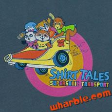 Shirt Tales T-Shirt