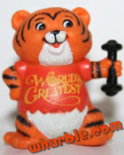 Tyg Tiger Figure