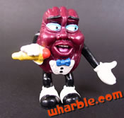 Singing California Raisin Figure