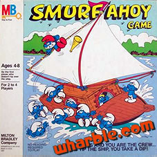 Smurf Ahoy Game