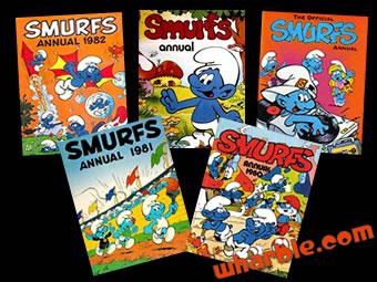 Smurfs Annuals