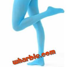 Smurfette Blue Tights