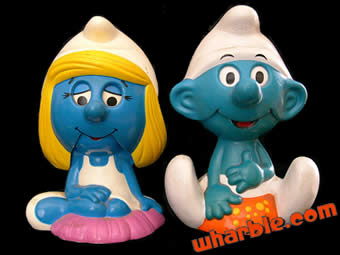 Smurf Chatter Chums