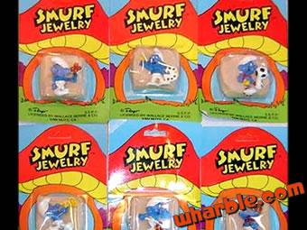 Smurf Jewelry