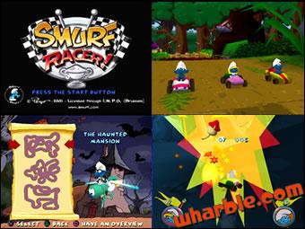Smurf Racer Screenshots
