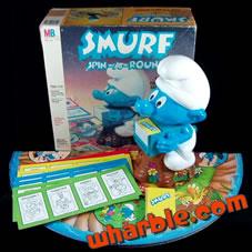 Smurf Spin-A-Round