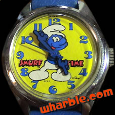 Smurf Watch