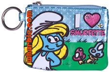 Smurfette Coin Bag