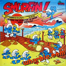 Smurfin 10th Anniversary Album
