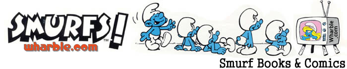 Smurfs Books & Comics