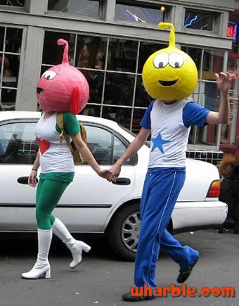 Snorks Costume