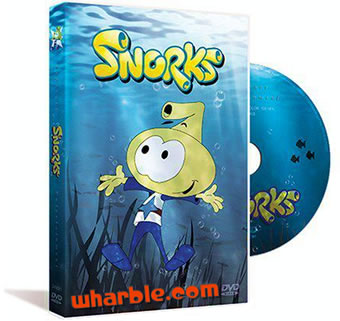 Snorks DVD