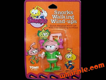 Snorks Windup Walkers
