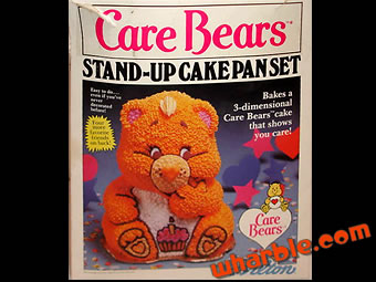 Care Bears 3D Cake_Pan