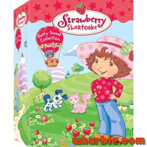 Strawberry Shortcake - Berry Sweet Collection