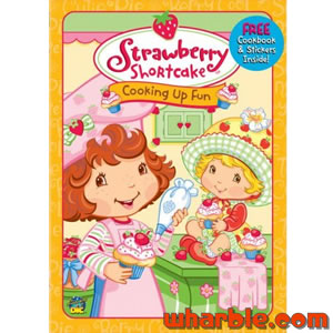 Strawberry Shortcake - Cooking Up Fun
