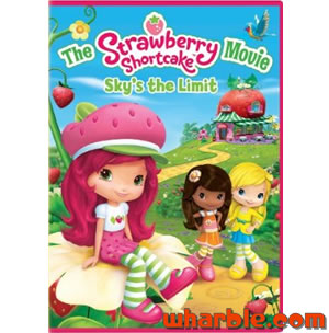 Strawberry Shortcake - Sky's the Limit Movie