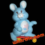 Swift Heart Rabbit Care Bear Cousin Figure