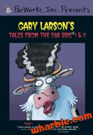 Tales from the Far Side I and II DVD