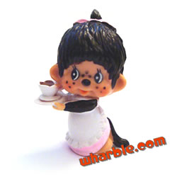 Tea Time Monchhichi