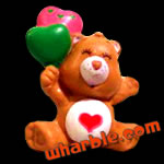 Tenderheart Care Bear Figures