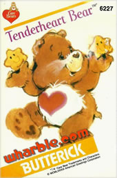 Tenderheart Bear Pattern