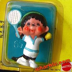 Tennis Ace Monchhichi