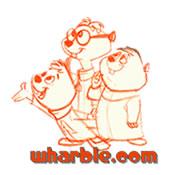 The Alvin Show Cartoon Sketch