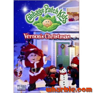 Cabbage Patch Kids DVD |