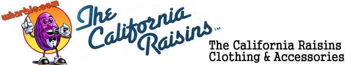 The California Raisins Collectibles